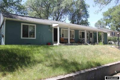 Glenrock Multi Family Home For Sale: 613 & 617 S 4th
