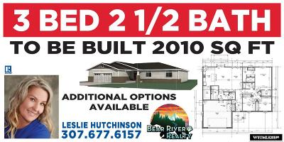 Uinta County Single Family Home For Sale: 125 Red Hawk Ave.