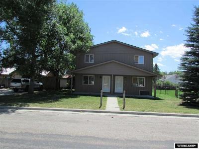 Buffalo Single Family Home For Sale: 83 Sunset
