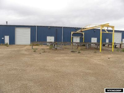 Casper Commercial For Sale: 4510 Thirty Three Mile Road
