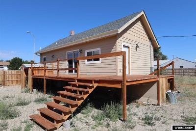 Casper Single Family Home For Sale: 949/1009 N Durbin