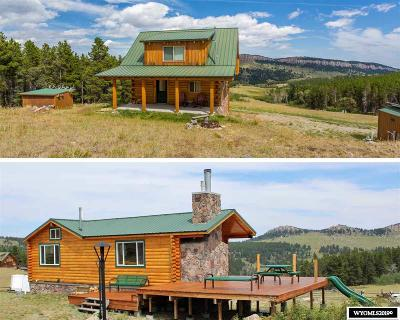 Buffalo Single Family Home For Sale: 249 Poison Creek Canyon