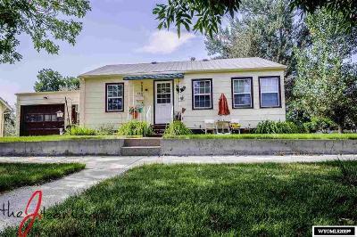 Casper Single Family Home For Sale: 1237 W 12th