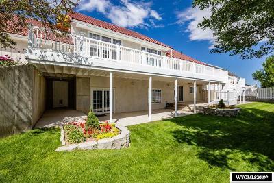 Green River Single Family Home For Sale: 2720 Colorado