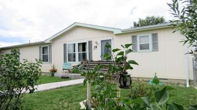 Lander Single Family Home For Sale: 18 Blueridge