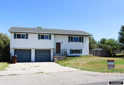 Lyman WY Single Family Home For Sale: $199,900