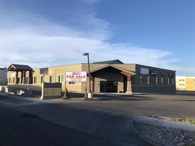 Rock Springs Commercial For Sale: 2620 Commercial