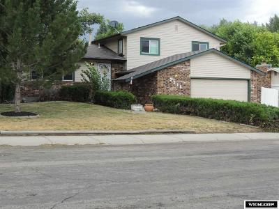 Casper Single Family Home For Sale: 2218 W 43rd