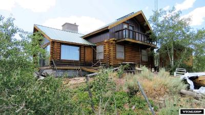Lander Single Family Home For Sale: 81 Pass Creek
