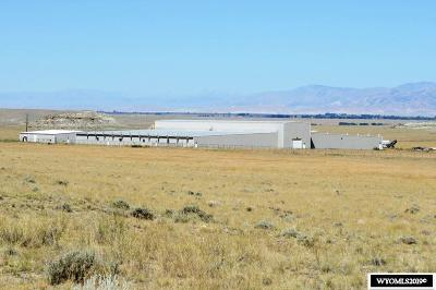 Shoshoni WY Commercial For Sale: $2,500,000