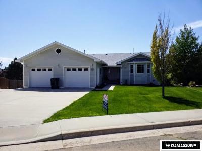 Glenrock, Alcova, Casper, Douglas, Evansville, Bar Nunn, Midwest Single Family Home For Sale: 2035 Adobe