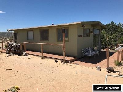 Alcova Single Family Home For Sale: 22902 Pelican Ridge