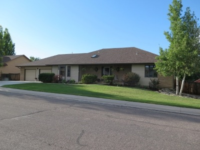 Casper Single Family Home For Sale: 4920 E 20th