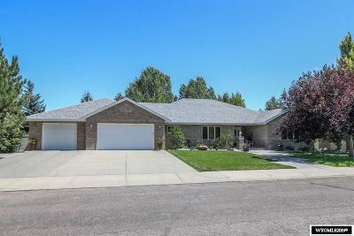 Casper Single Family Home For Sale: 1451 Miracle