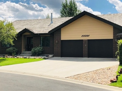 Casper Single Family Home New: 2007 Rustic