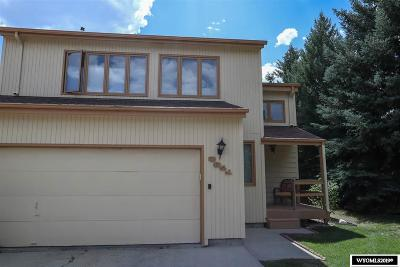 Casper Single Family Home For Sale: 3841 Woodglenn