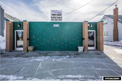 Rock Springs Commercial For Sale: 116 2nd