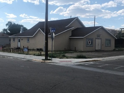 Rock Springs Commercial For Sale: 341 Lowell St