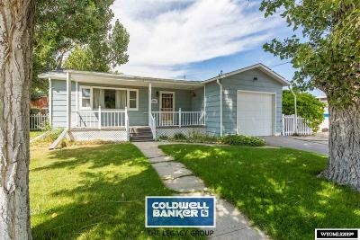 Casper Single Family Home New: 1800 S Poplar