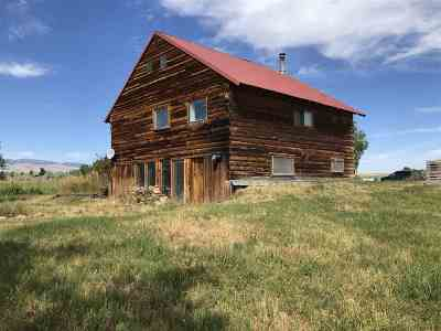 Lander Single Family Home Pending-Continue To Show: 23 Dance Hall Rd
