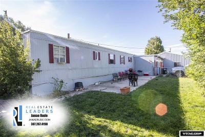 Mills Single Family Home New: 500 Barnard
