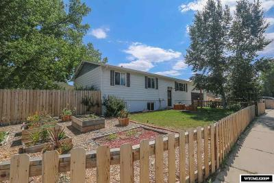 Casper Single Family Home For Sale: 301 S Forest