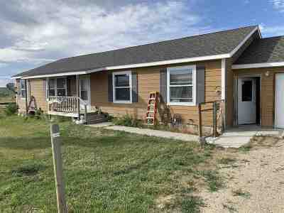 Lander Single Family Home Pending-Continue To Show: 7806 Hwy 789