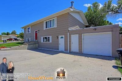 Casper Single Family Home New: 3562 Meadowlark
