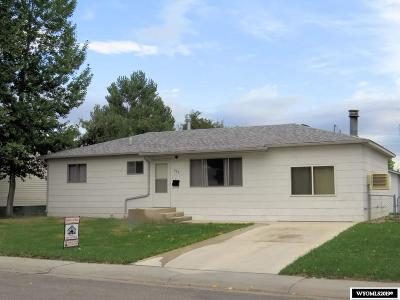 Lander Single Family Home Pending-Continue To Show: 960 Dabich