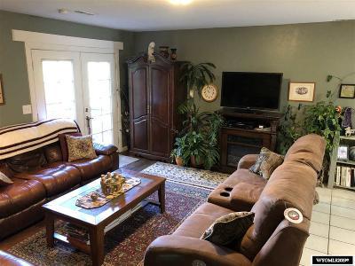 Lander Multi Family Home For Sale: 257 Market