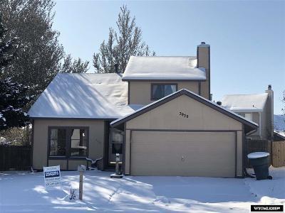 Casper Single Family Home For Sale: 3939 Dorset