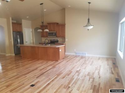 Casper Single Family Home For Sale: 1641 Pinyon