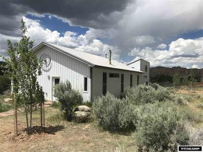 Dubois WY Single Family Home For Sale: $499,000