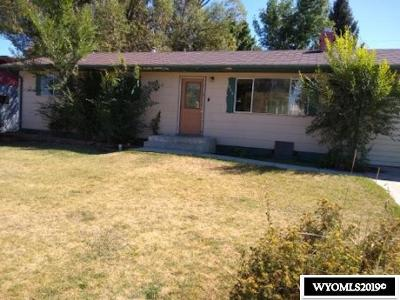 Lander Single Family Home Pending-Continue To Show: 945 Cliff