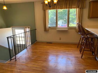 Casper Single Family Home For Sale: 1241 S Forest