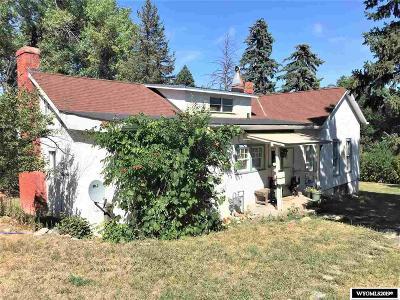 Buffalo Single Family Home For Sale: 277 E Gatchell