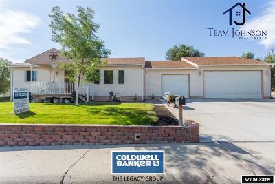 Casper Single Family Home For Sale: 2829 E 8th