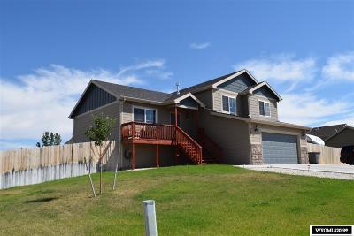 Glenrock Single Family Home For Sale: 382 Miller Road