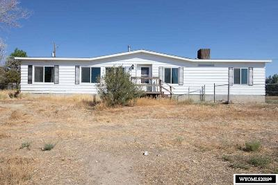 Rock Springs Single Family Home For Sale: 658 Barlow