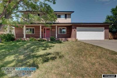 Casper Single Family Home For Sale: 3780 E 20th