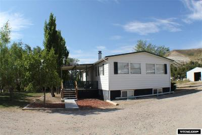 Rock Springs Single Family Home For Sale: 265 Gopher