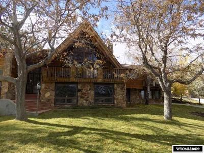 Casper Single Family Home For Sale: 2238 Garden Creek Heights