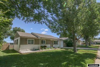 Casper Single Family Home For Sale: 921 Derington