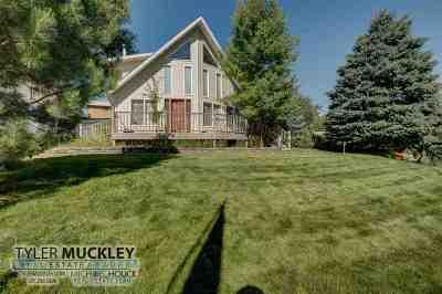 Glenrock Single Family Home For Sale: 753 S 3rd