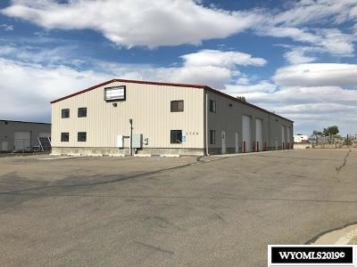 Rock Springs Commercial For Sale: 1706 Decora