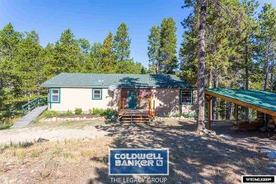 Casper Single Family Home For Sale: 3390 Misty Mountain
