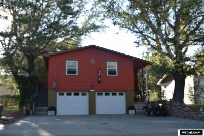 Glenrock Single Family Home For Sale: 721 S 3rd