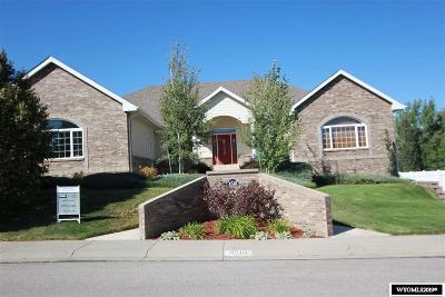 Casper Single Family Home For Sale: 4510 East 22nd