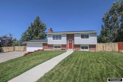 Casper Single Family Home For Sale: 4008 Avon