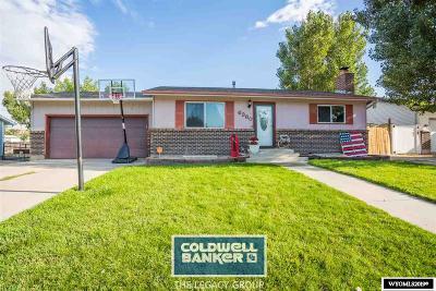 Casper Single Family Home For Sale: 6380 Timberline Court